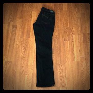 Levi's Black 505 Jeans size 6L